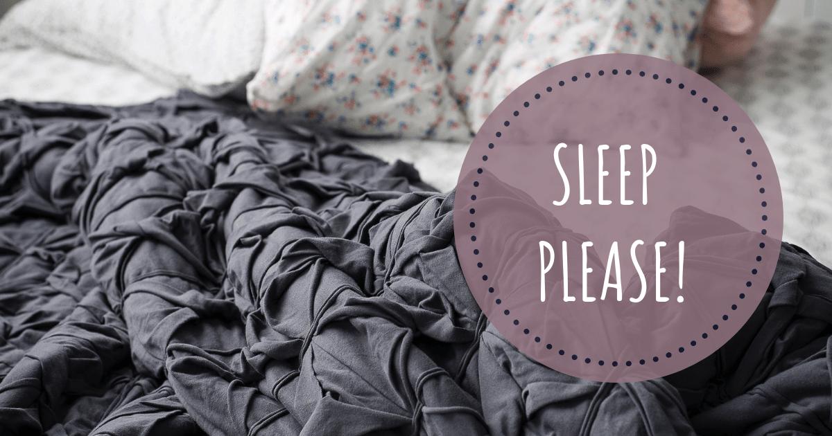 Gode råd til søvn og søvnproblemer