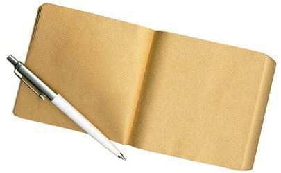 Fald i søvn - skriv dine problemer ned