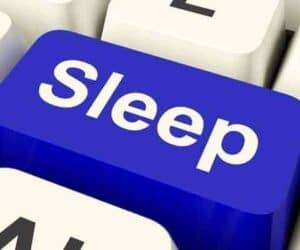 Jeg kan ikke sove