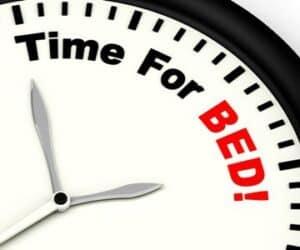 søvnproblemer - får du nok søvn