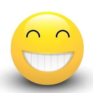 smil - en nem vej til positive tanker og følelser