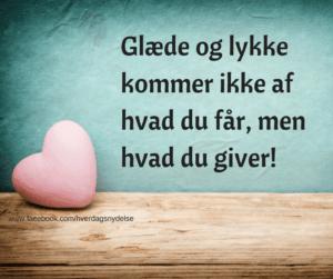 ordsprog om tid dansk