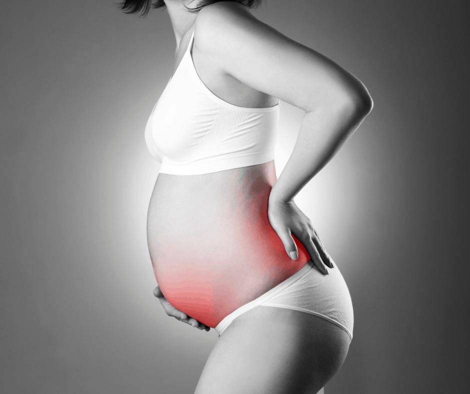 graviditetsmassage